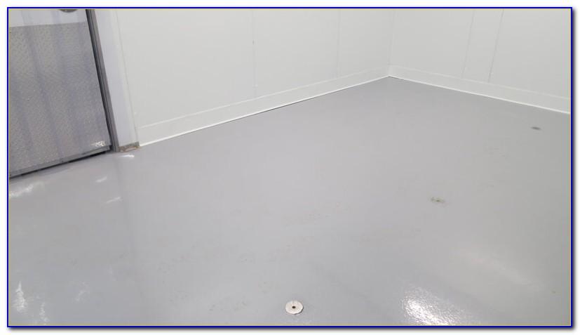 100 Solids Epoxy Garage Floor Paint