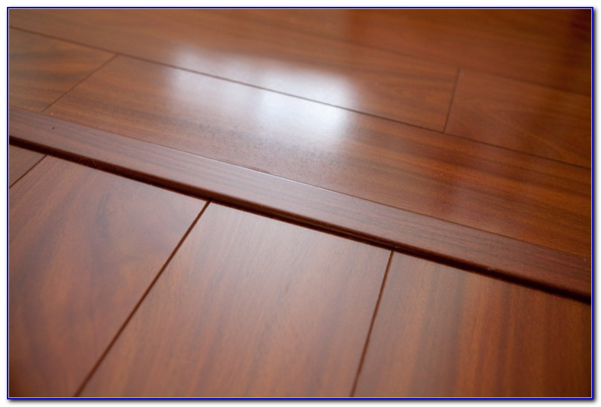12mm African Mahogany Laminate Flooring