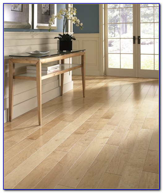 5 Maple Natural Hardwood Flooring