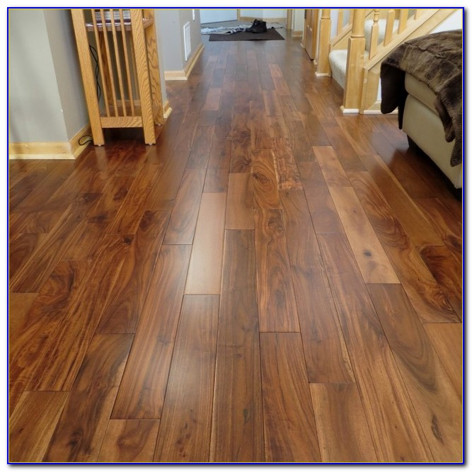 Acacia Asian Walnut Hardwood Flooring