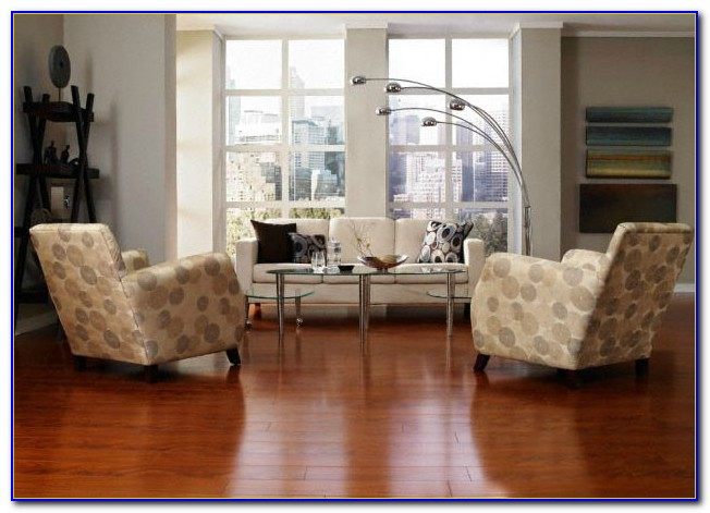 African Mahogany Laminate Flooring