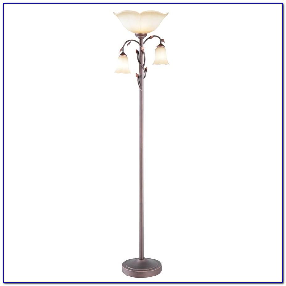 Allen And Roth Bronze Floor Lamp