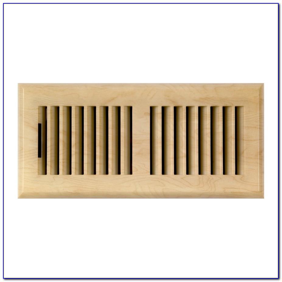 Allen Roth Floor Register 4 X 10