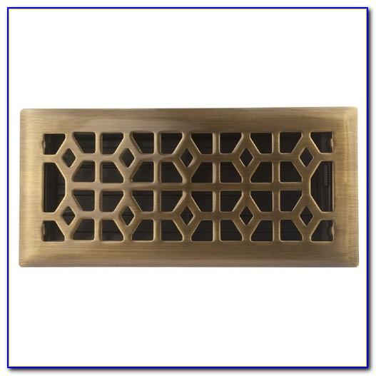 Allen Roth Floor Register 6 X 10