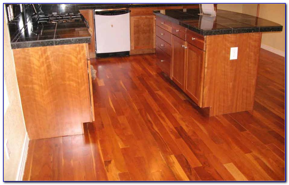 American Cherry Engineered Hardwood Flooring