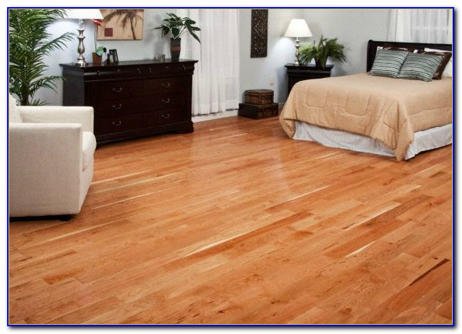 American Cherry Prefinished Hardwood Flooring