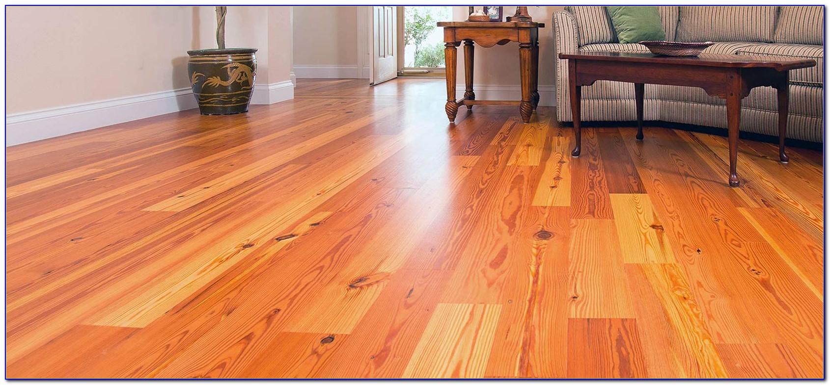Antique Heart Pine Flooring Bluffton Sc