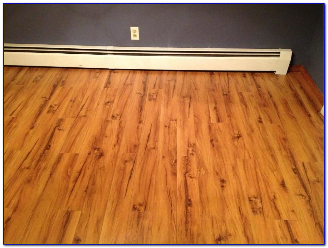 Armstrong Knotty Pine Laminate Flooring