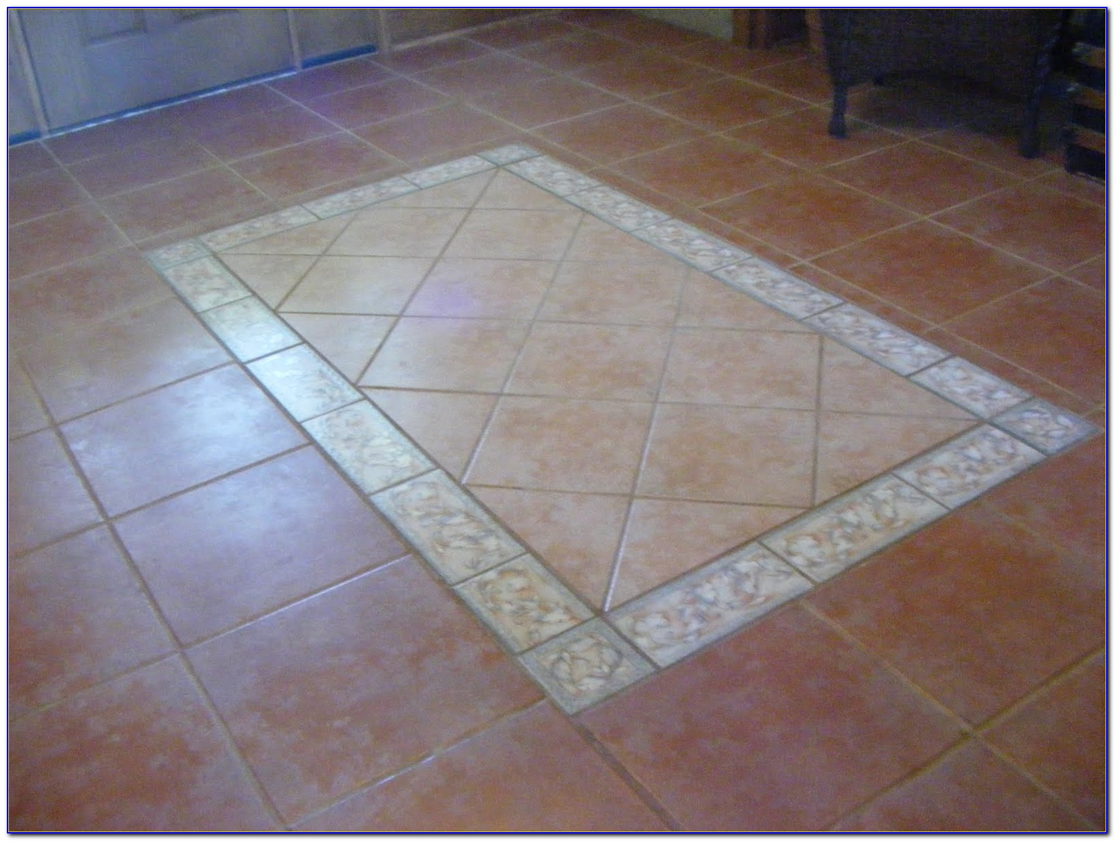Bathroom Floor Ceramic Tile Design Ideas