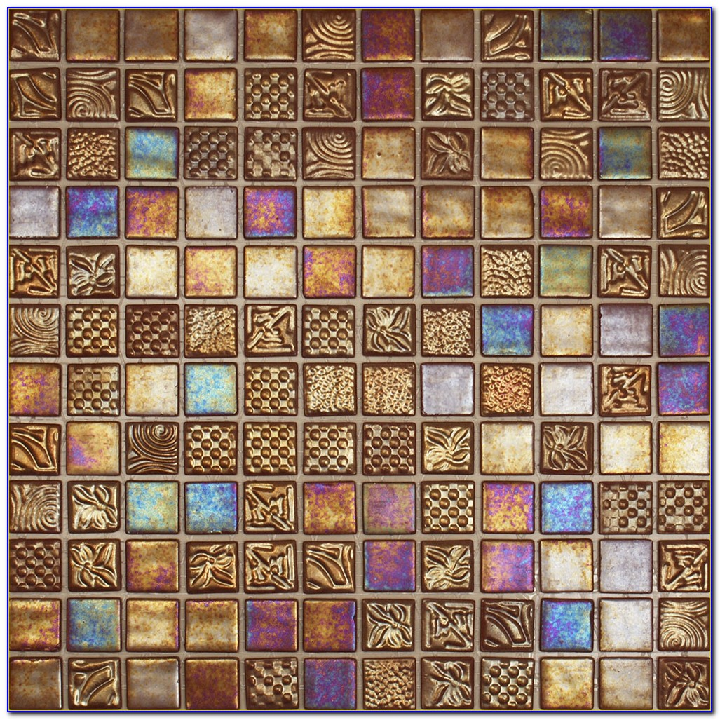 Bathroom Mosaic Tile Patterns