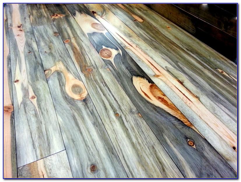 Beetle Kill Pine Flooring Colorado