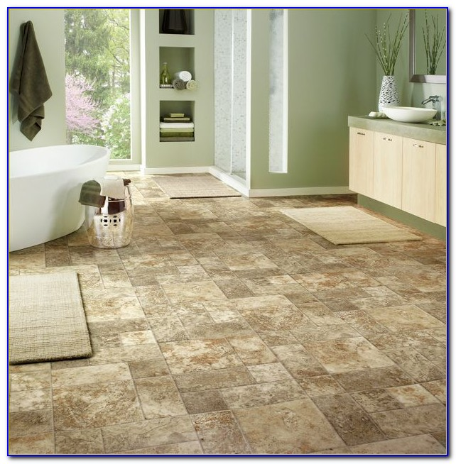 Best Vinyl Sheet Flooring For Bathroom