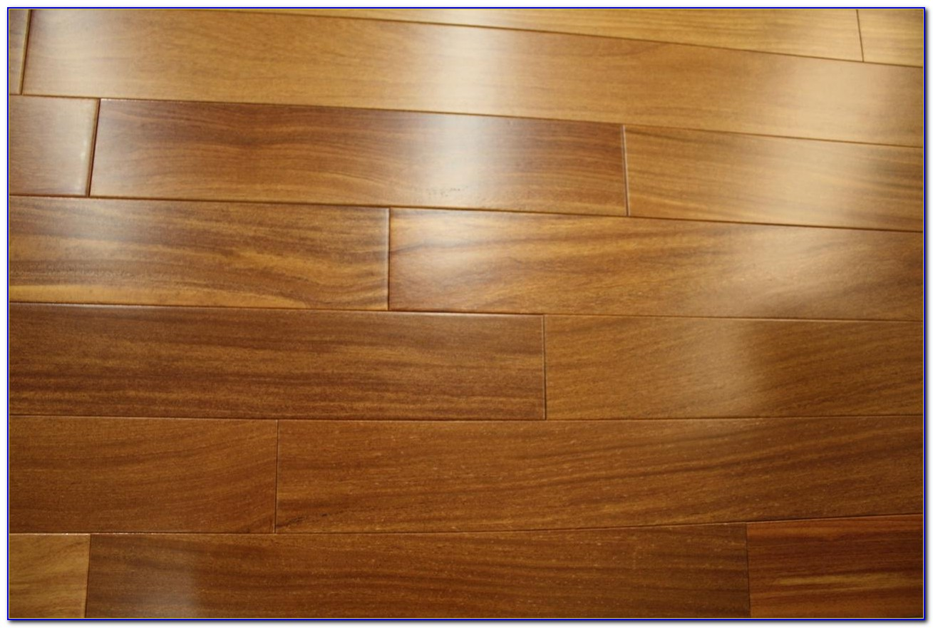 Brazilian Teak Engineered Hardwood Flooring