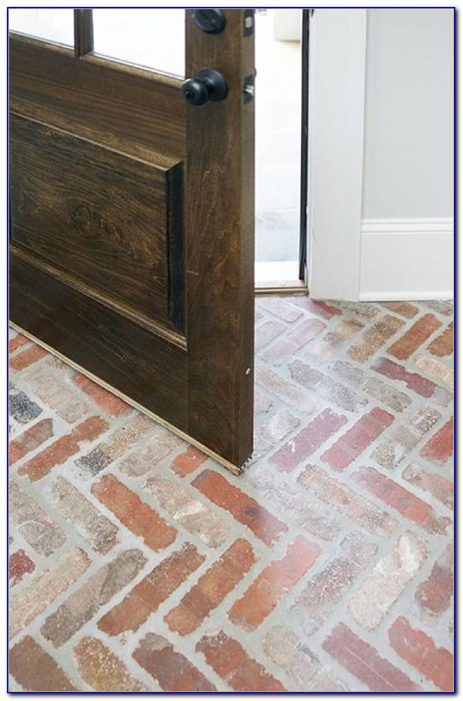Brick Pavers For Indoor Floors