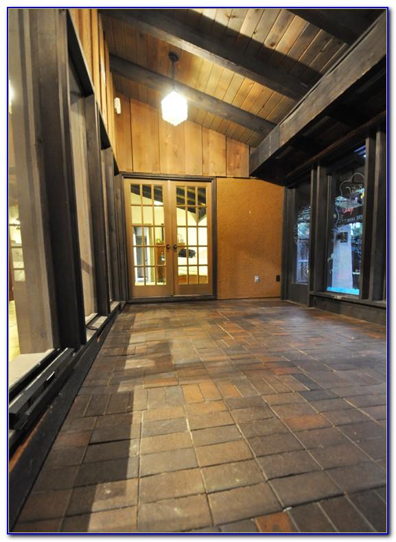Brick Pavers For Interior Floors