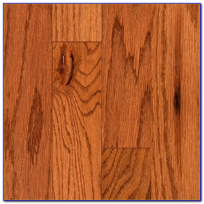Bruce Butterscotch Oak Flooring