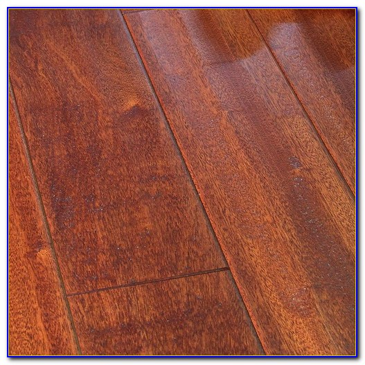 Bruce Engineered Hardwood Flooring Installation