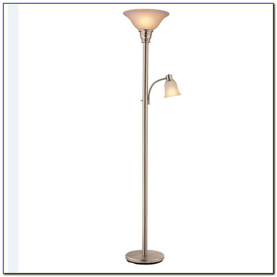 Brushed Nickel Floor Lamp Target