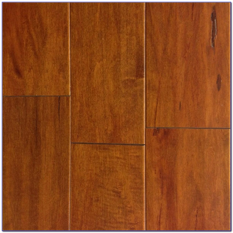 Cabin Grade Engineered Hardwood Flooring