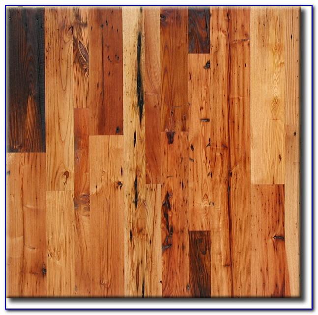 Cabin Grade Hickory Hardwood Flooring