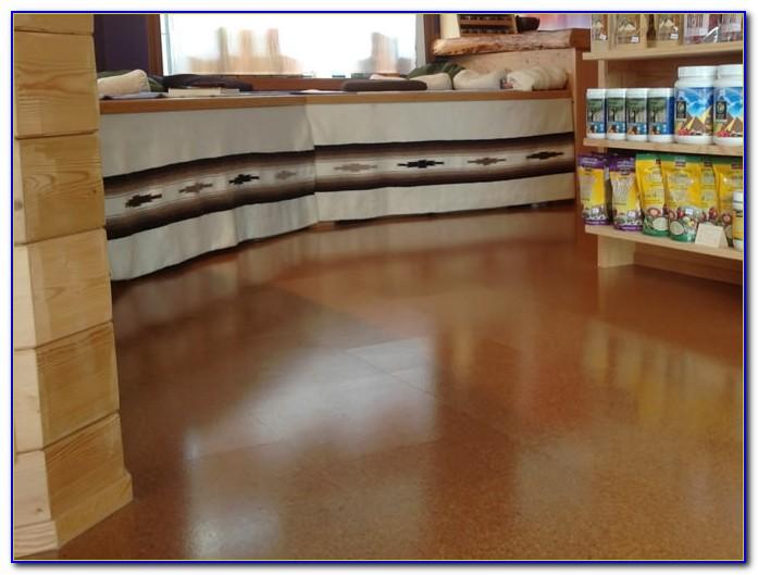 Care Of Cork Floors