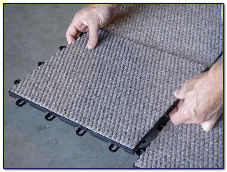 Carpet Tiles For Basement Finishing Floors