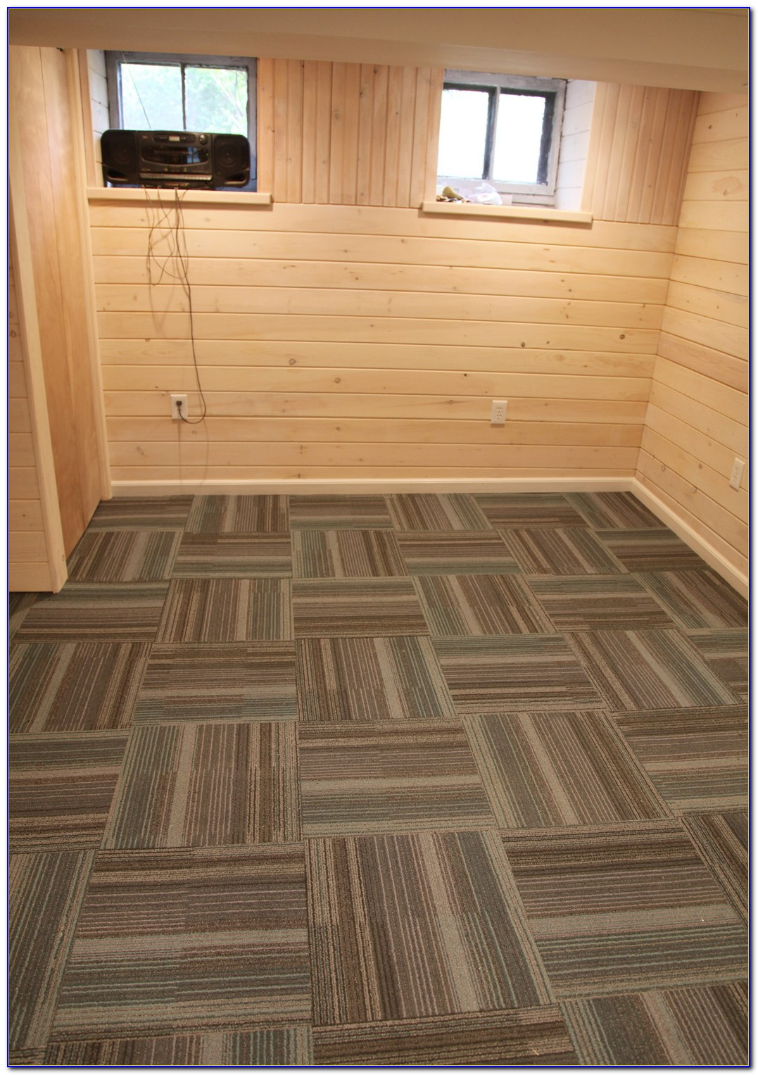 Carpet Tiles For Concrete Basement Floor