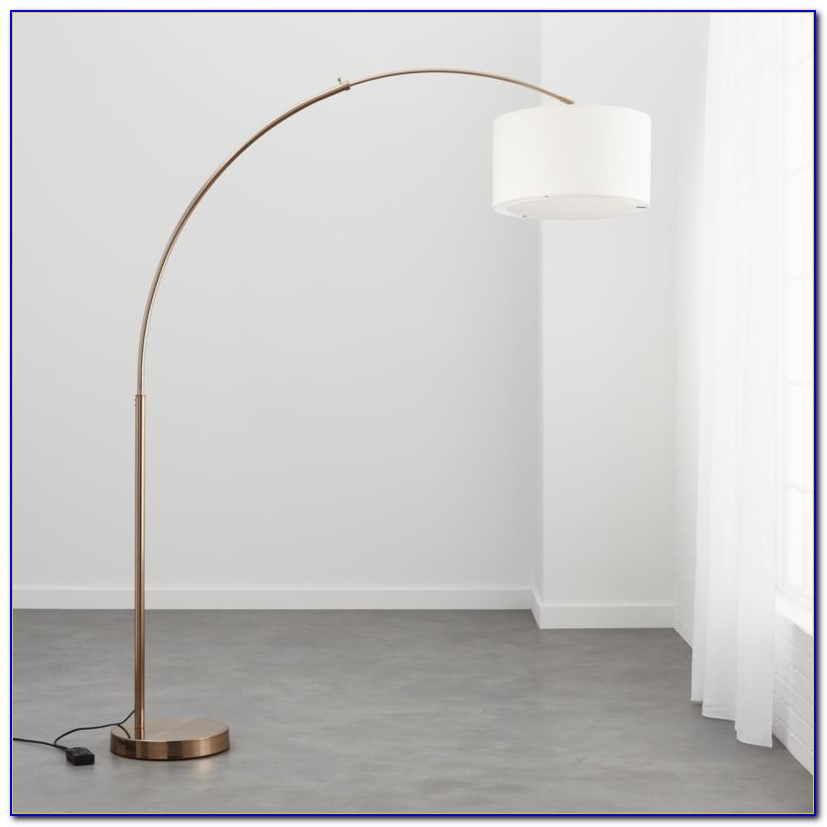 Cb2 Big Dipper Arc Floor Lamp