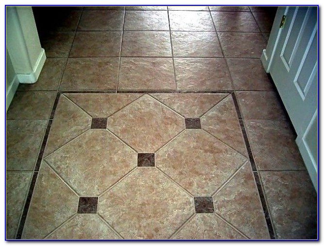 Ceramic Floor Tile Design Ideas