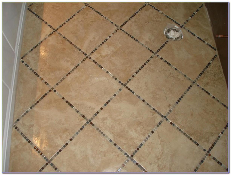 Ceramic Floor Tile Installation Patterns