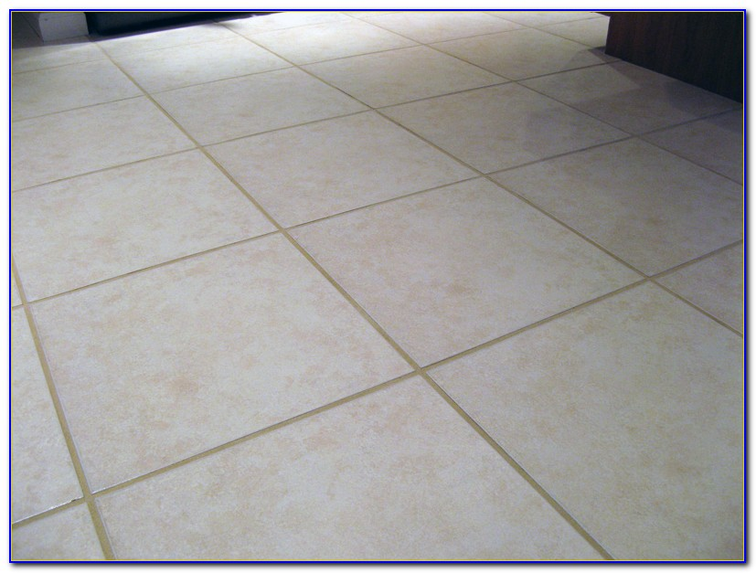 Cleaning Bathroom Floor Grout