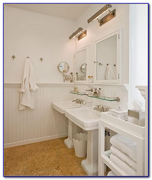Cleaning Cork Flooring In Bathroom