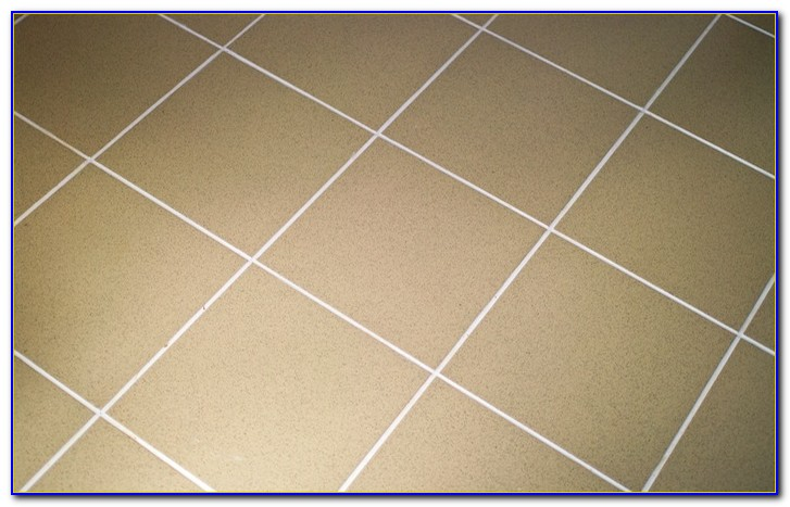 Cleaning Floor Tile Grout With Oxiclean