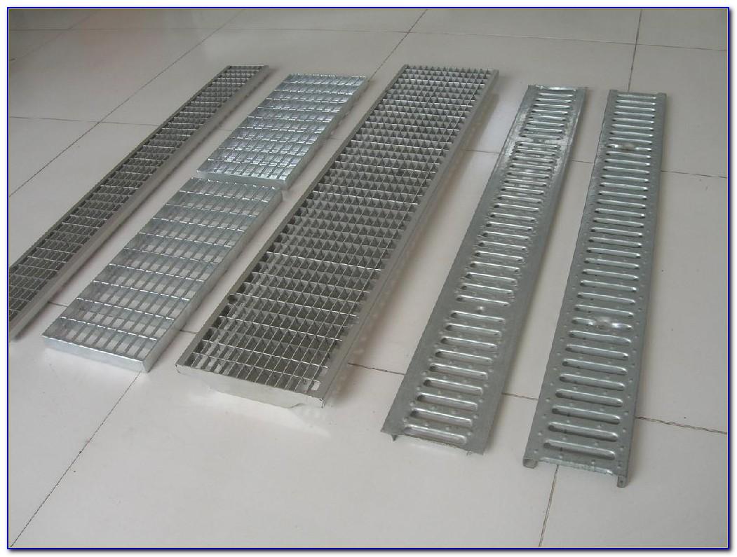Commercial Floor Drain Grates