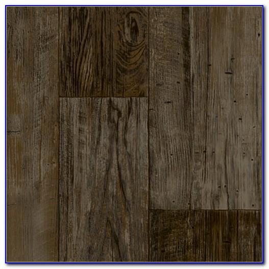 Congoleum Vinyl Wood Flooring Planks