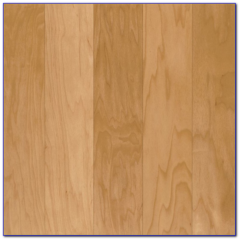 Country Natural Maple Hardwood Flooring