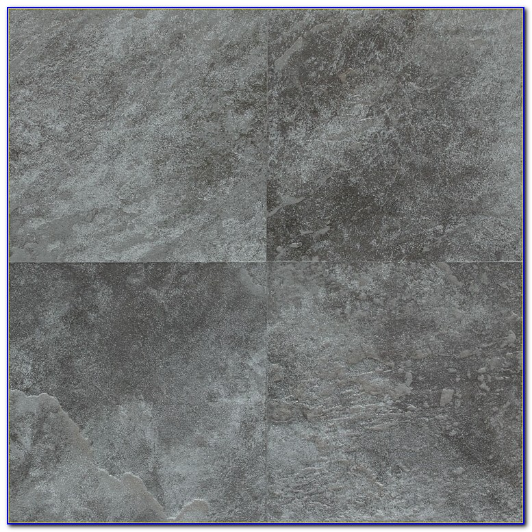 Dark Grey Slate Floor Tiles