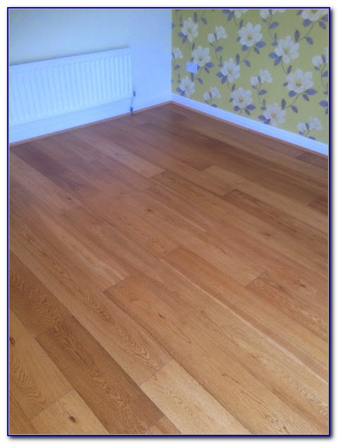 Deep Clean Engineered Hardwood Floors