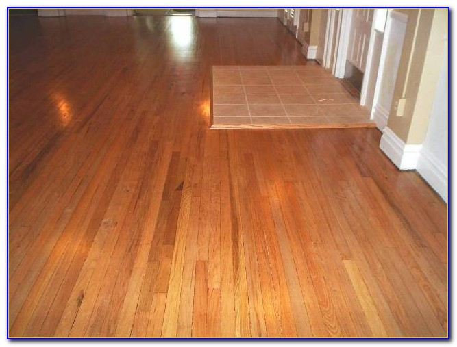 Diy Deep Clean Hardwood Floors