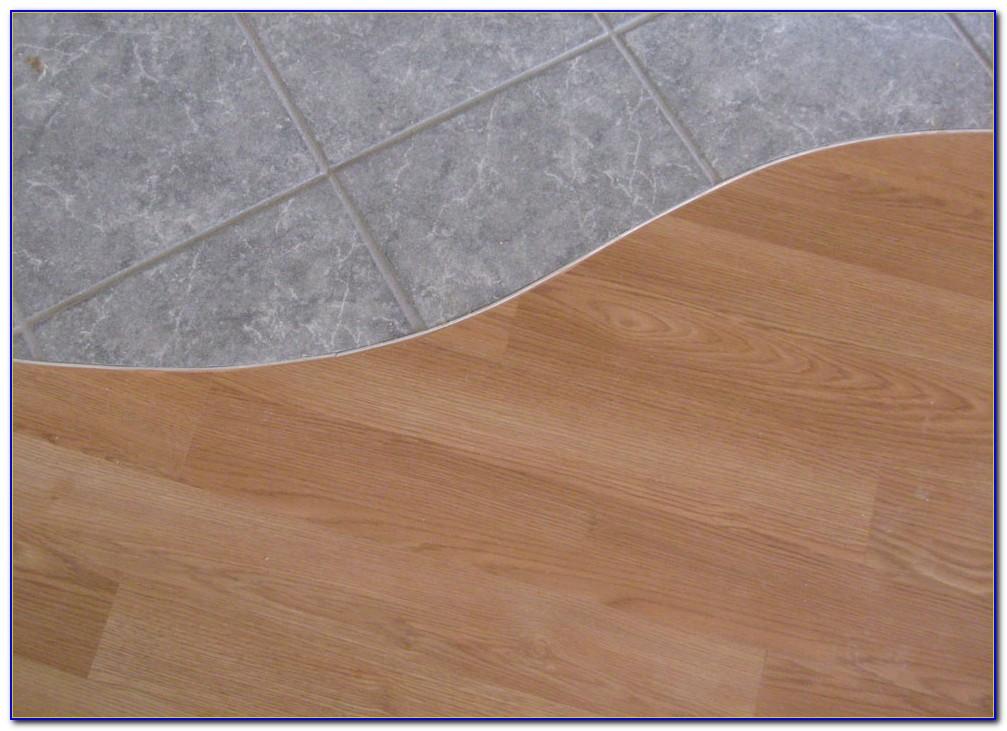 Diy Laminate Flooring Transition Pieces