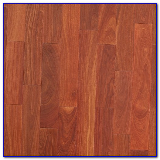 Elegance Exotic Wood Flooring Installation