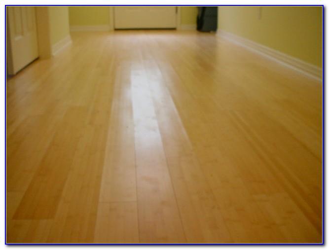 Engineered Hardwood Floor Over Concrete Slab