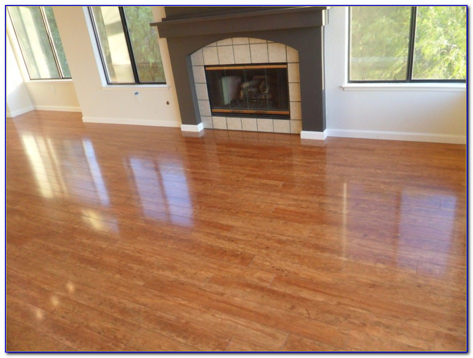 Engineered Timber Flooring Or Laminate