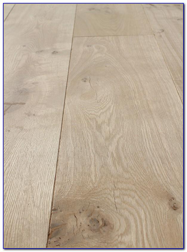 Engineered Unfinished White Oak Flooring