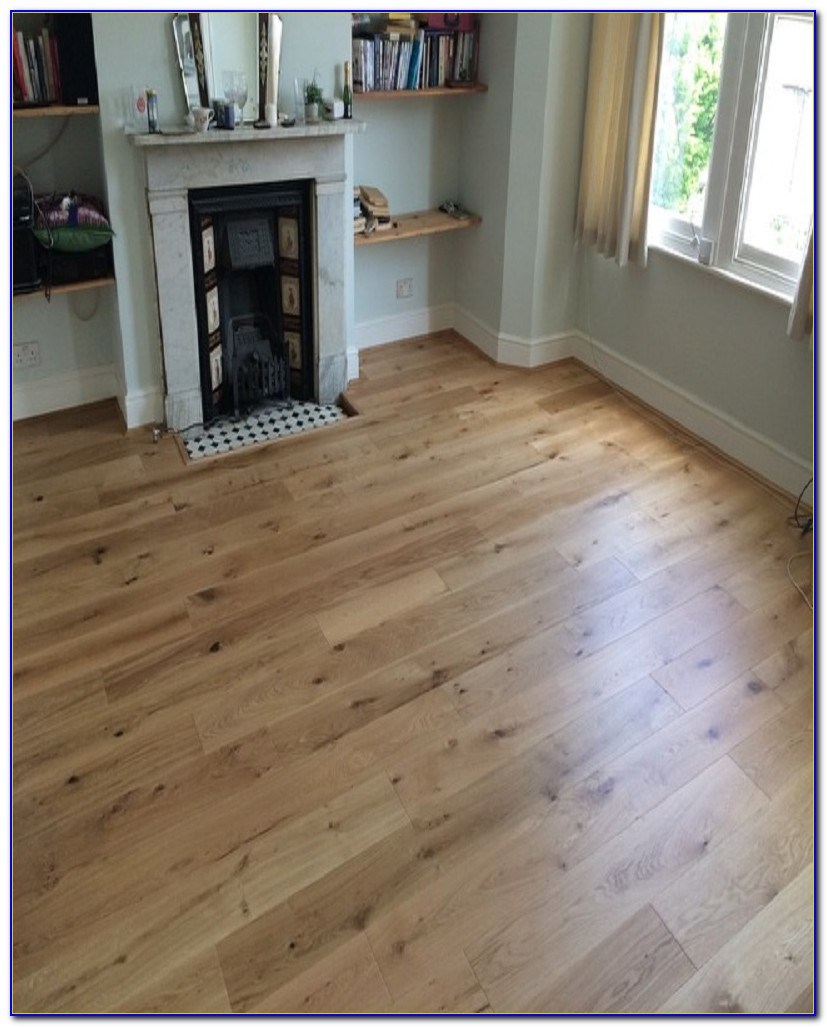 Engineered Wide Plank Maple Flooring