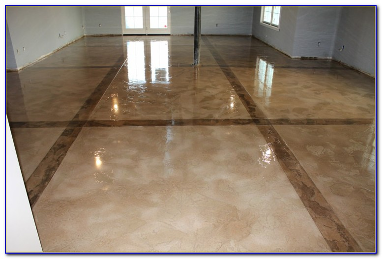 Epoxy Basement Floor Ideas