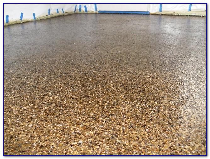 Epoxy Floor Metallic Flakes