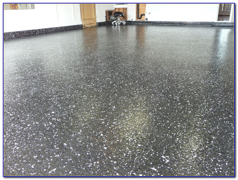 Epoxy Paint Garage Floor Colors