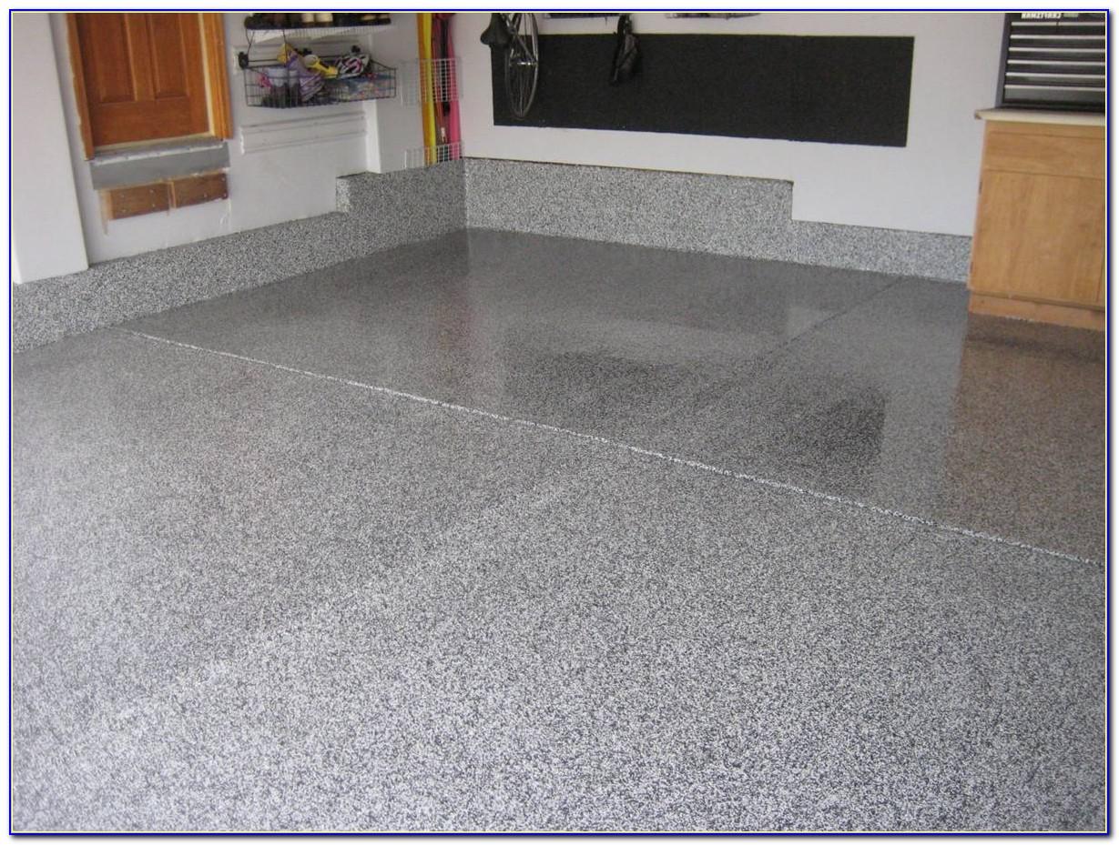 Epoxy Paint Garage Floor Problems