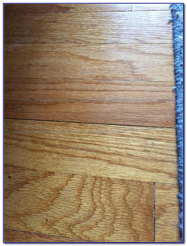 Fix Hardwood Floor Scratches Yourself